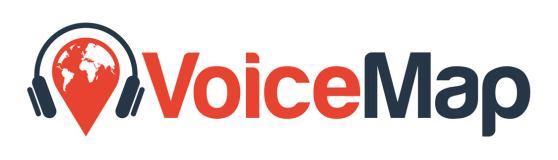 VoiceMap logo