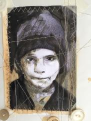 Terry Kobus, refugee boy