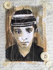 Terry Kobus, refugee child
