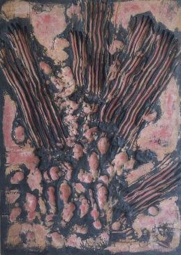 Dylan Lewis spoor sculpture panel