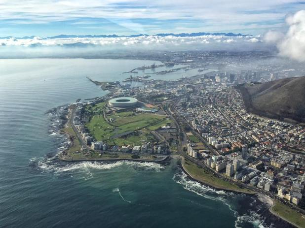 NAC HELICOPTERS CAPE TOWN Di Brown