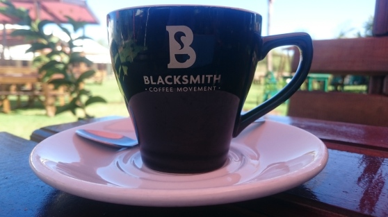 BLACKSMITH COFFEE DI BROWN