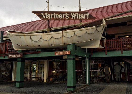 Mariners Wharf, Hout Bay, Di Brown