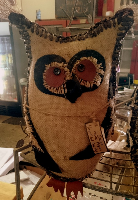 OWL SMITSWINKEL DI BROWN